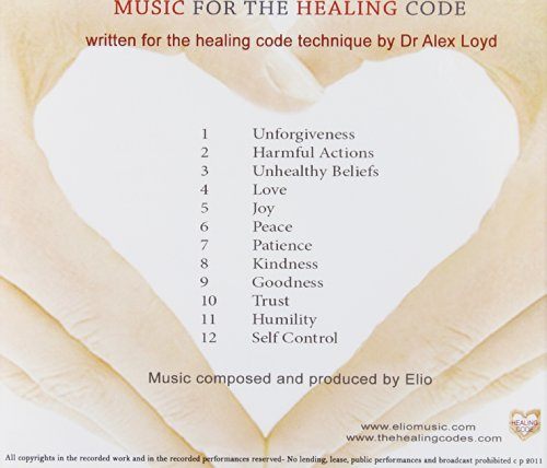 Music for the Healing Code