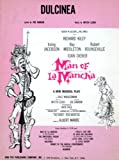 Dulcinea from Man of La Mancha for Piano, Voice