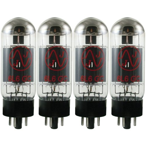 JJ Electronics Amplifier Tube (T-6L6GC-JJ-MQ)