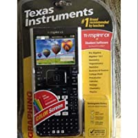 Texas Instruments TINSPIRECX TI-Nspire CX Handheld Graphing Calculator with Full-Color Display from TEXAS INSTRUMENTS