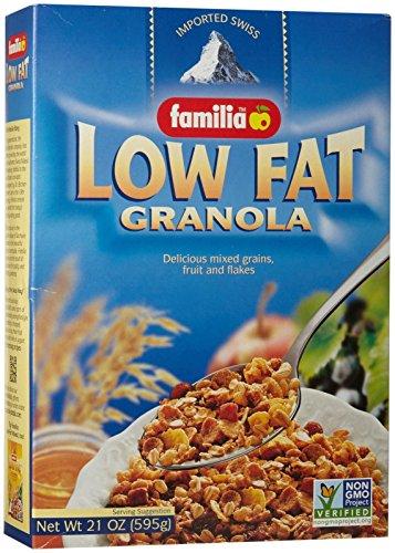 Familia Low Fat Granola - 21 Ounces