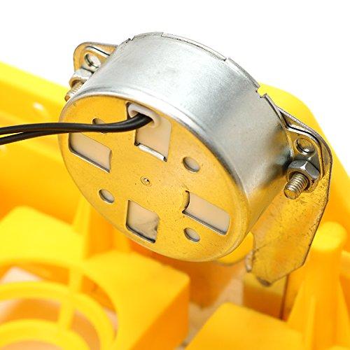 ChaRLes 42 Posizione 220V Uova Uova Uova Turner Automatico Pollo Quaglia Uccello Pollame Uovo Incubatore Vassoio | Ottima selezione  | Lussureggiante In Design  | Qualità E Quantità Garantita  982bbd