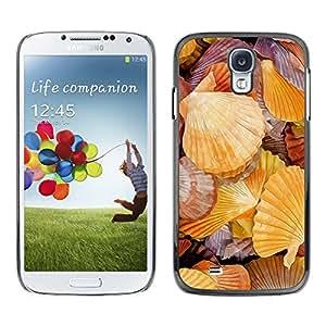 Be Good Phone Accessory // Dura Cáscara cubierta Protectora Caso Carcasa Funda de Protección para Samsung Galaxy S4 I9500 // rakushki more bereg rakovina