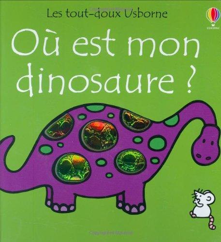 Où est mon dinosaure?