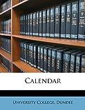 Calendar, Dundee University College, 1147463301