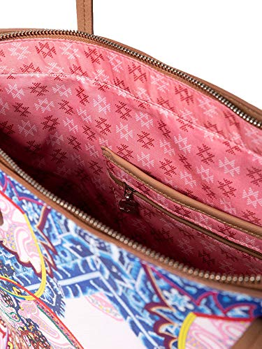 19saxpdo Accessoires Multicolore Borse A Desigual Spalla 4Ywxzqngqd