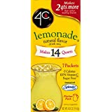 4C Totally Light Lemonade, 7-Count Packets (Pack of 4)