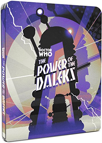 Doctor Who - The Power of the Daleks: Collector's Limited Edition DVD + BD Steelbook [Blu-ray] [Import italien]