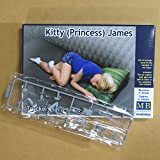 Masterbox MASTER BOX 24046 KITTY (PRINCESS) JAMES - TRUCKERS SERIES 1/24 SCALE MODEL KIT