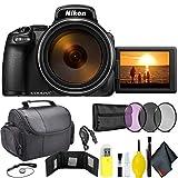Nikon COOLPIX P1000 Digital Camera Travel Kit International Model Review