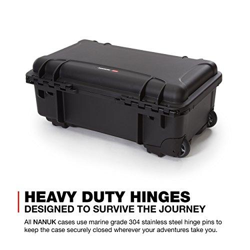 Nanuk 935 Waterproof Carry-On Hard Case with Wheels and Foam Insert - Black by Nanuk (Image #11)