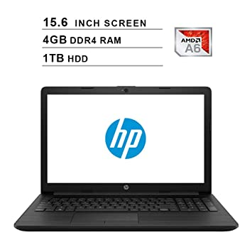 Amazon.com: HP 2019 - Ordenador portátil de 15,6 ...