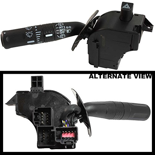 Mercury Mountaineer Turn Signal - APDTY 112732 Multifunction Turn Signal Switch (See Description For Details Fits 2002-2005 Ford Explorer Or Mercury Mountaineer, 2003-2006 Ford Expedition (Replaces 2L2Z-13K359-AAB, 2L2Z13K359AAB)