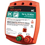 Red Snap'r 44C Battery- Powered Solid State 10 Miles Fence Controller