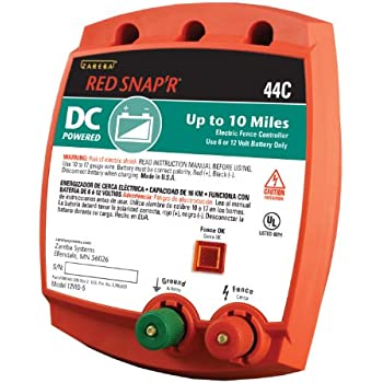 Amazon Com Red Snap R 44c Battery Powered Solid State