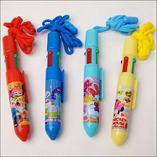 ディズニー4色ボールペン 25本 4135