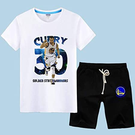 ENTHUSIAST Traje De Camiseta para Hombre NBA Golden State Warriors ...