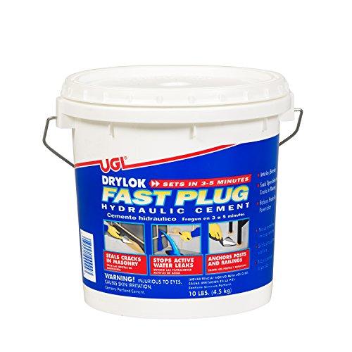 (DRYLOK 00924 Fast Plug, 10-Pound)