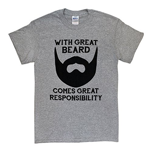 how z Great Beard Comes Responsibilty