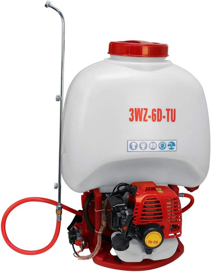 Amazon.com: Flesser - Mochila pulverizadora con batería de 6 ...