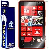 ArmorSuit MilitaryShield Nokia Lumia 820 Screen Protector Anti-Bubble HD Shield w/ Lifetime Replacements
