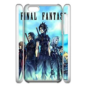 Final Fantasy for iphone6 4.7 3D Cell Phone Case & Custom Phone Case Cover R78A879626
