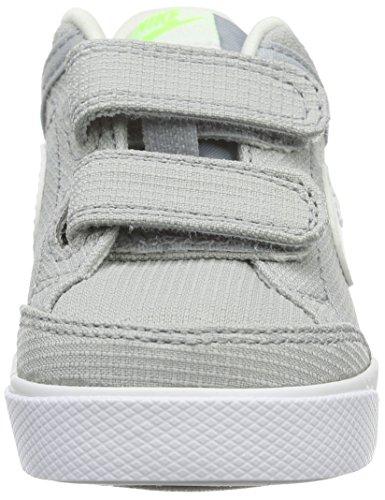 white 3 Baskets Txt Grey Grn blk Garçon Nike wolf elctrc Capri Basses Gris wtpqcUz5W