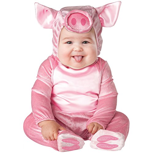 [This Lil Piggy Costume - Infant Large] (Baby Piglet Costumes)
