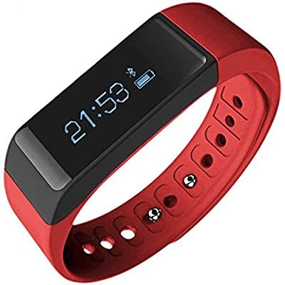 Next-shine Fitness tracker Replacement Waterproof with Sleep Monitor