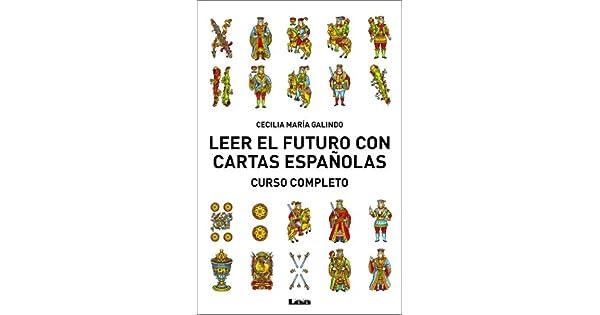 Amazon.com: Leer el futuro con cartas españolas: Curso ...