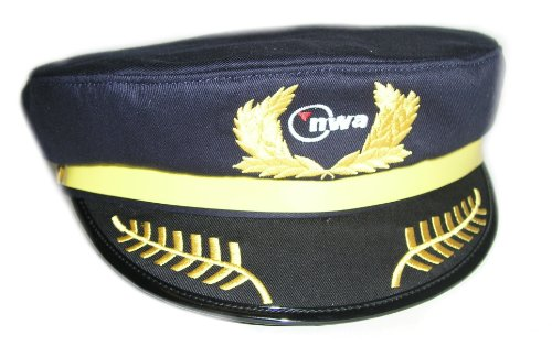 Daron (Airline Pilot Hat)