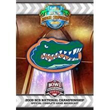 2009 BCS National Championship Game DVD- Florida vs. Oklahoma (2009)