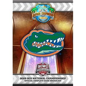 2009 BCS National Championship Game DVD- Florida vs. Oklahoma (2009)