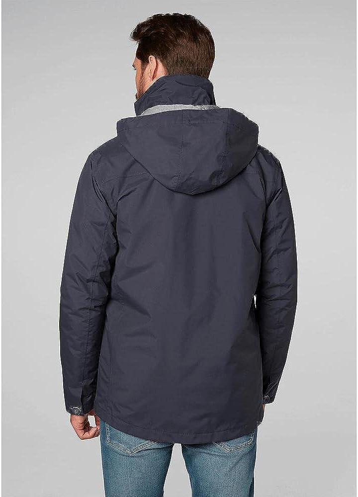 Helly Hansen Mens Elements Waterproof Windproof Field Jacket