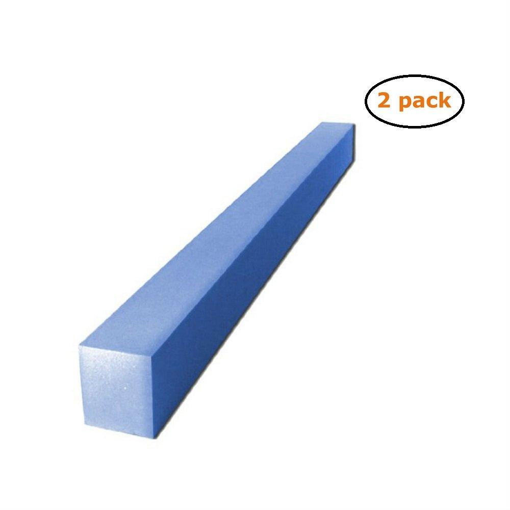 Aqua Jogger Sqoodle - Blue (3 Inch x 48 Inch (2 Pack))