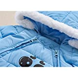 Baby Winter 3 Piece All in One Hooded Snowsuit