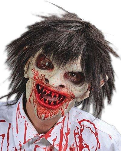 Zagone Yummy Mask,  Zombie Vampire Monster with sharp teeth -