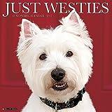Just Westies 2017 Wall Calendar (Dog Breed Calendars)