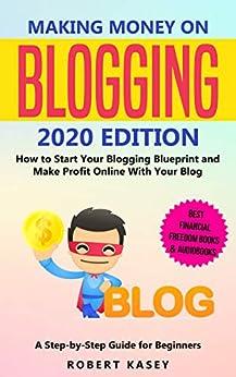 Making Money Blogging Blueprint Audiobooks ebook product image