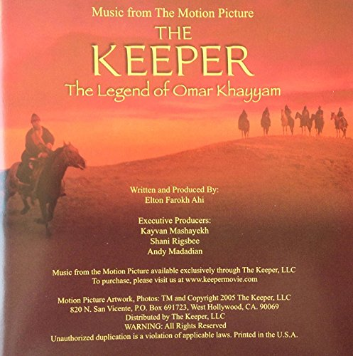The Keeper: The Legend of Omar Khayyam (The Keeper The Legend Of Omar Khayyam)
