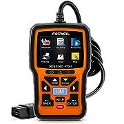 #LightningDeal FOXWELL NT301 OBD2 Scanner Professional Enhanced OBDII Diagnostic Code Reader Tool