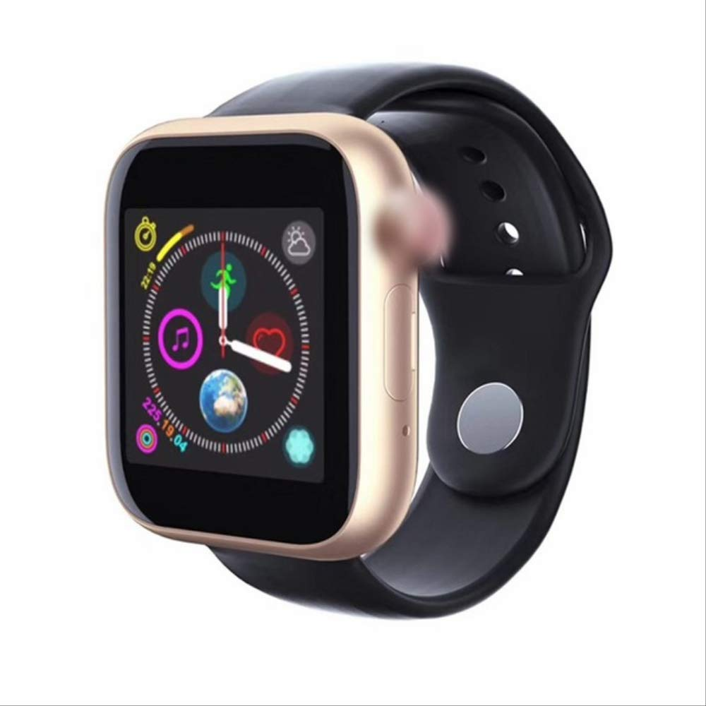 Android Smart Phone Watch, Hombres Mujeres Smartwatch ...
