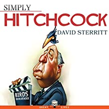 Simply Hitchcock Audiobook by David Sterritt Narrated by Jack Wynters