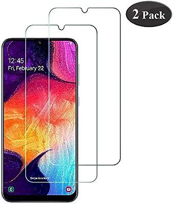 Seomusen Protector de Pantalla para Samsung Galaxy A50 [2 Piezas ...