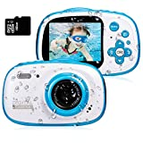 Best Disposable Waterproof Cameras - Dessports Toy Camera Waterproof 8MP HD Video Cameras Review