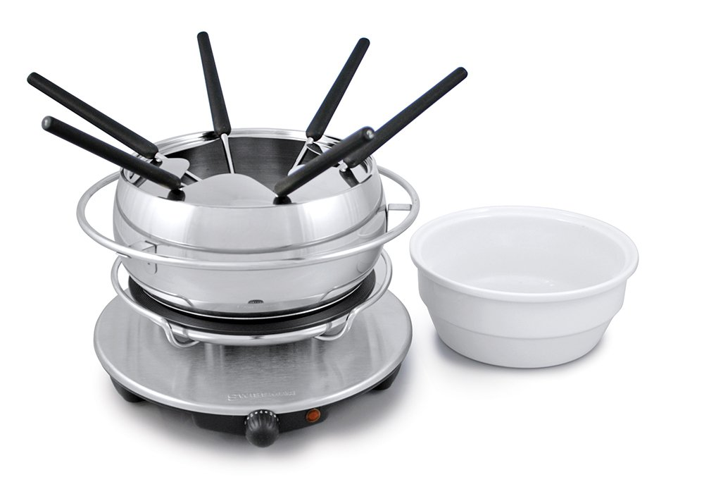 Swissmar FE1003 Zurich 3-in-1 Electric Fondue Set by Swissmar (Image #2)