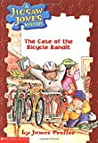 The Case of the Bicycle Bandit (Jigsaw Jones Mystery, No. 14)