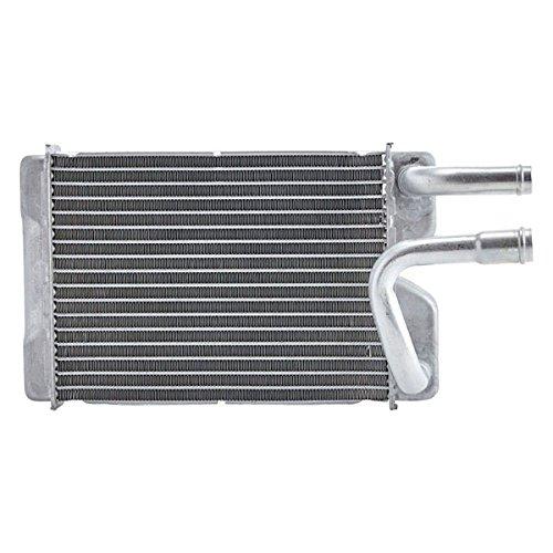 - Fits 87-95 Jeep Wrangler 2.5L/4.0L/4.2L Front HVAC Heater Core Aluminum 56001459