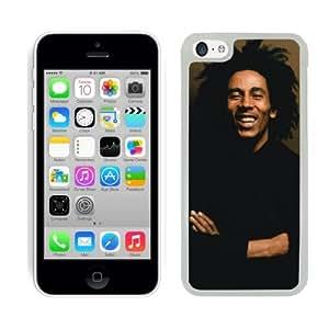 Bob Marley cas adapte iphone 5C couverture coque rigide de protection (10) case pour la apple i phone 5 C cover Skin