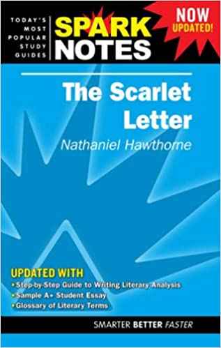 Buy The Scarlet Letter No Fear Sparknotes Literature Guides